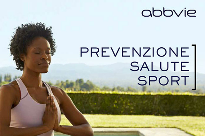 Abbvie E Il Progetto Prevenzione Salute Sport Med Ex Medicina Dello Sport Corporate Wellness E Poliambulatorio